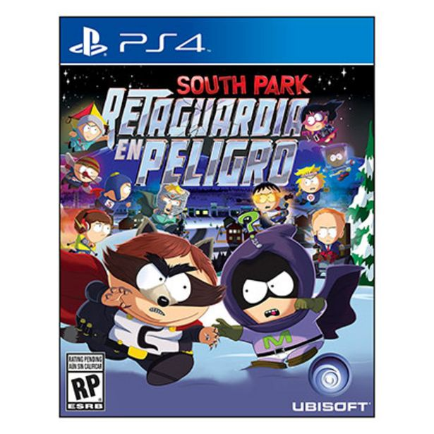 Oferta de Juego para Playstation 4 South Park The Fractured But Whole por $1049