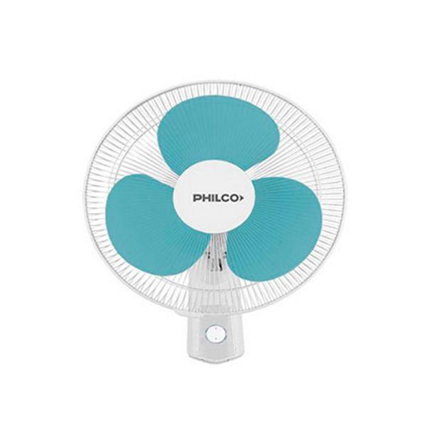 """Oferta de Ventilador de Pared 16"""" 60W Philco VRP1619N Blanco por $5799"""