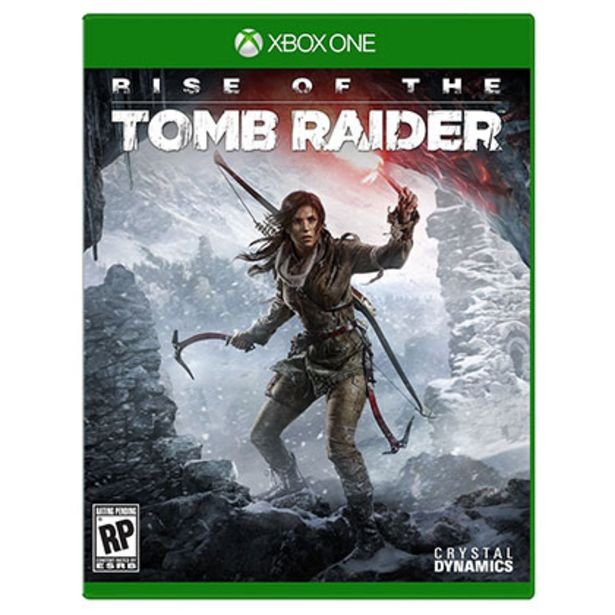Oferta de Juego para Xbox One Rise of The Tomb Raider por $500