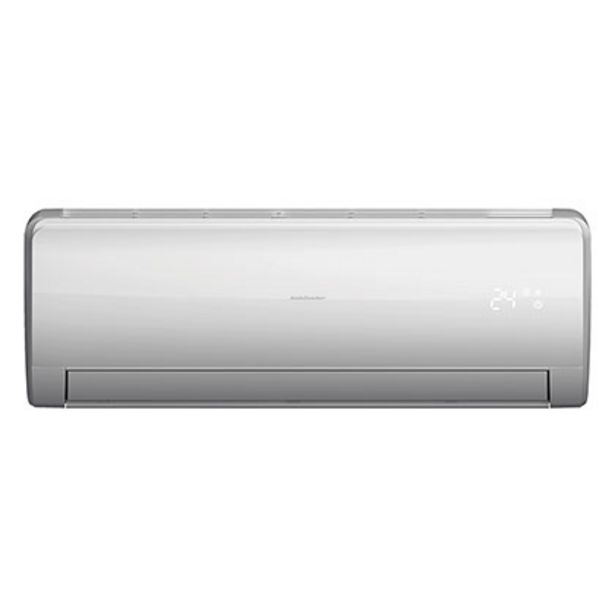Oferta de Aire Acondicionado Split Frío Calor 5418 F 6300 W Kelvinator K6300FC Blanco por $71999