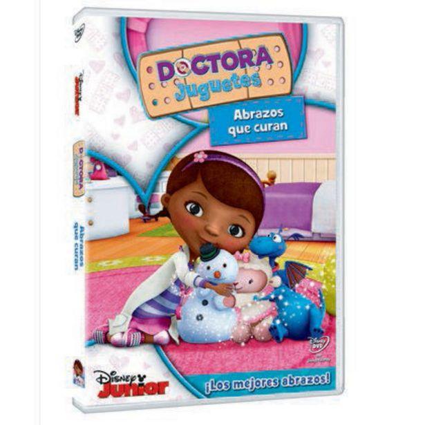 Oferta de Dvd Dr.Juguetes Abrazoz Que Curan por $39