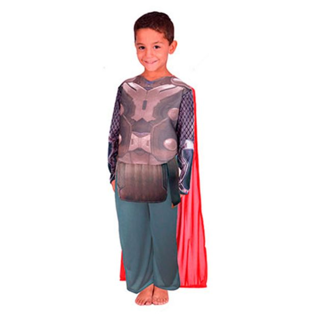 Oferta de Disfraz Thor Talle 0 New Toys CAD 2135 por $1039