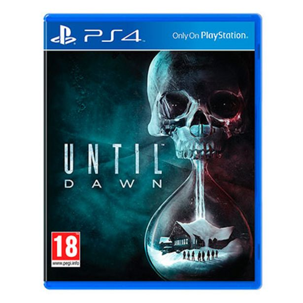Oferta de Juego para Playstation 4 Until Dawn por $649