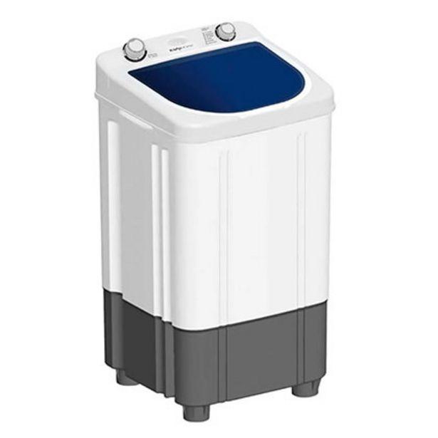 Oferta de Lavarropas Semiautomático 6 Kg Kanji XPB60-5660A Blanco por $21279
