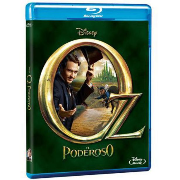 Oferta de Disney Oz The Great And Powerful por $64