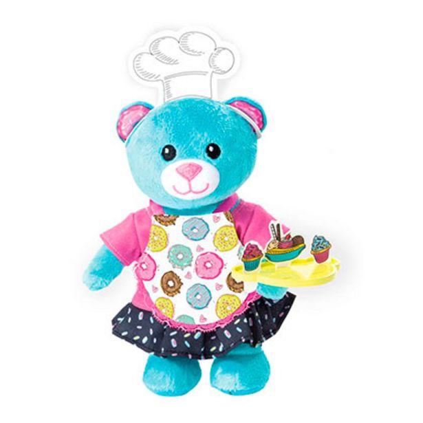 Oferta de Juguete Spin Master 90302 Furry Fashions Baking Bear por $950