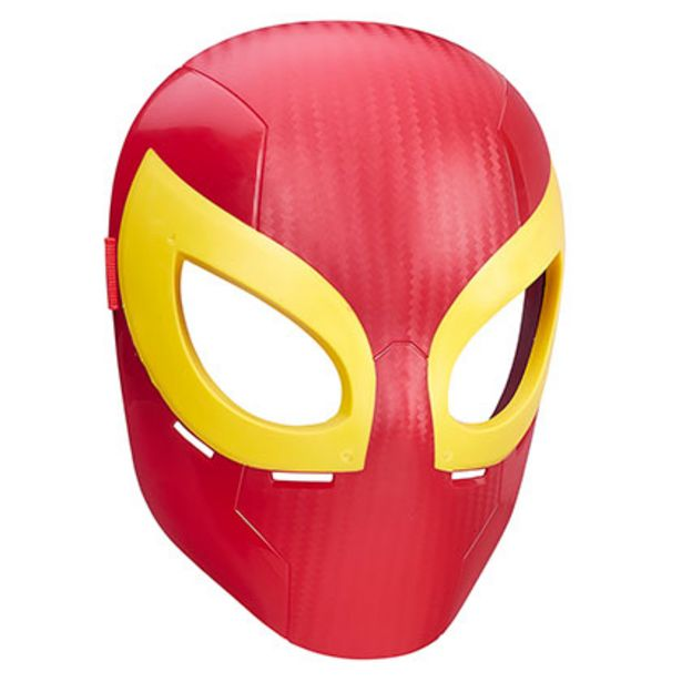 Oferta de Juguete Spiderman B6675 Hero Mask Iron Spider por $999