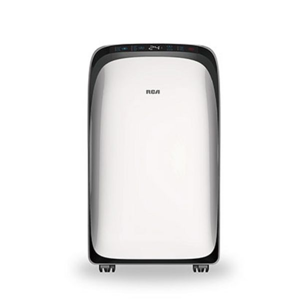 Oferta de Aire Acondicionado Portátil Frío Calor 2600 W Rca AAPR9K Blanco por $43299