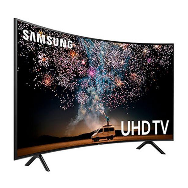 "Oferta de Tv Smart Led 49"" Curvo Ultra Hd 4K Wifi Bluetooth Samsung UN49RU7300G por $59999"