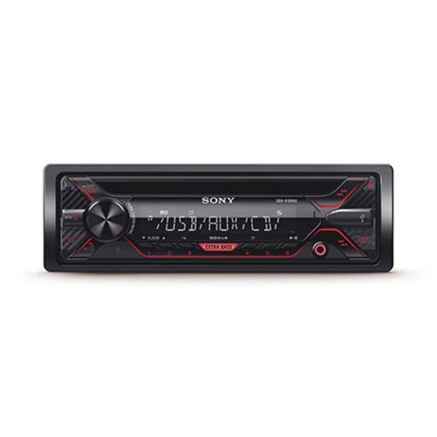 Oferta de Autoestereo Sony CDX-G1200U por $7599