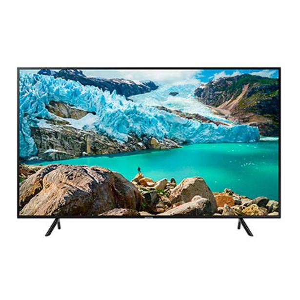 "Oferta de Tv Smart Led 50"" Ultra Hd 4 K Bluetooth Samsung UN50RU7100 por $56999"