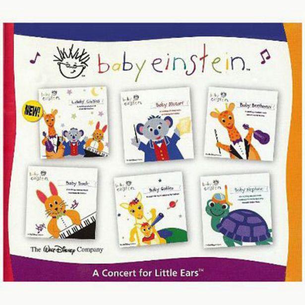 Oferta de Disney Baby Einstein Boxed Set por $59