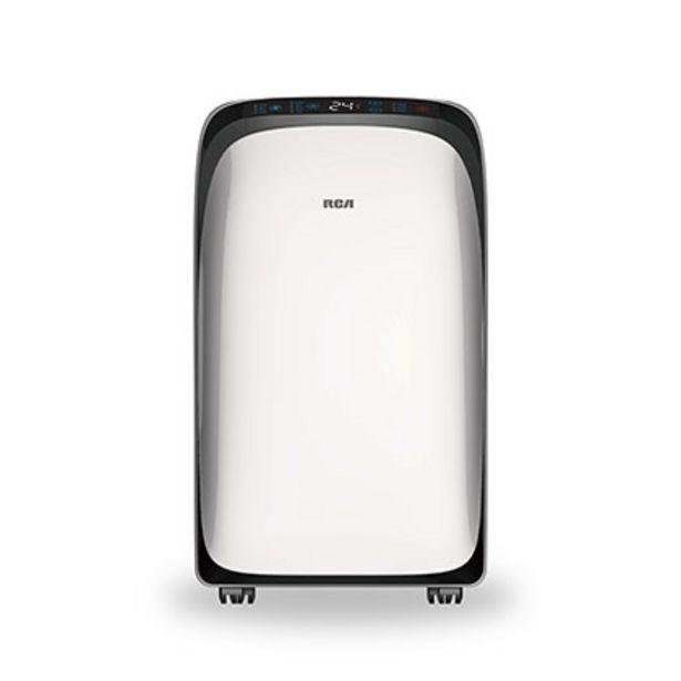 Oferta de Aire Acondicionado Portátil Frío Calor 3500 W Rca AAPR12K Blanco por $46399