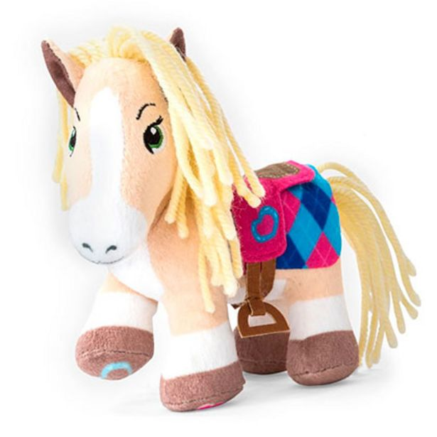 Oferta de Juguete Spin Master 90302 Furry Fashions Palomino Pony por $950