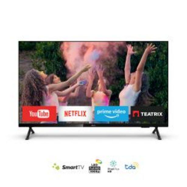 "Oferta de Smart TV 43"" Full HD Philips 43PFD6825/77 por $45999"