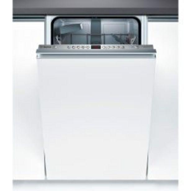 Oferta de Lavavajilla Bosch 9 Cubiertos SPV45IX05E por $182349