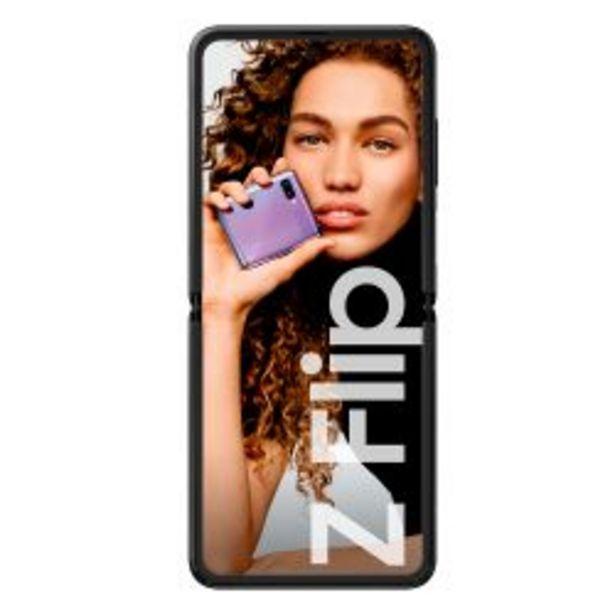 Oferta de Celular Libre Samsung Z Flip Negro por $99999