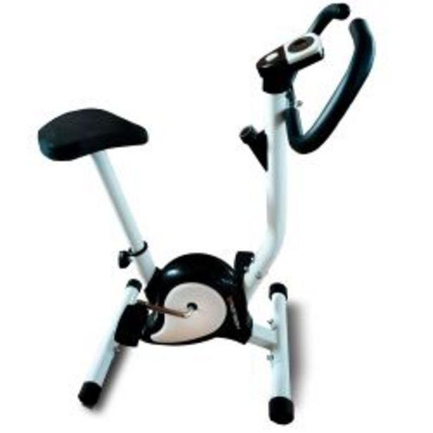 Oferta de Bicicleta Fija Mecanica Tradicional RANBAK 400n Blanca por $16810