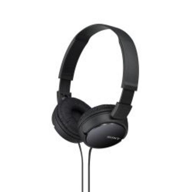 Oferta de Auriculares Vincha Sony MDRZX110BCUC por $2399
