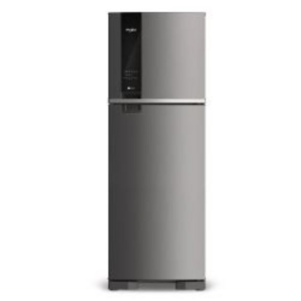 Oferta de Heladera No Frost Whirlpool WRM45AK 400Lt por $98099