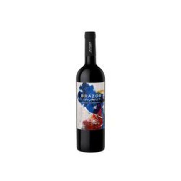Oferta de Vino Tinto Zuccardi Brazo de los Andes Blend 750 x 6 por $6199