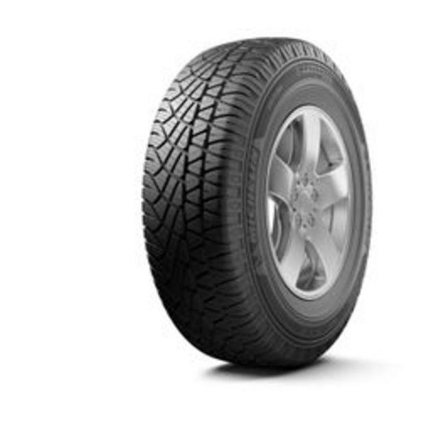 Oferta de Neumático Michelin 285 65 R17 LATITUDE CROSS por $40800