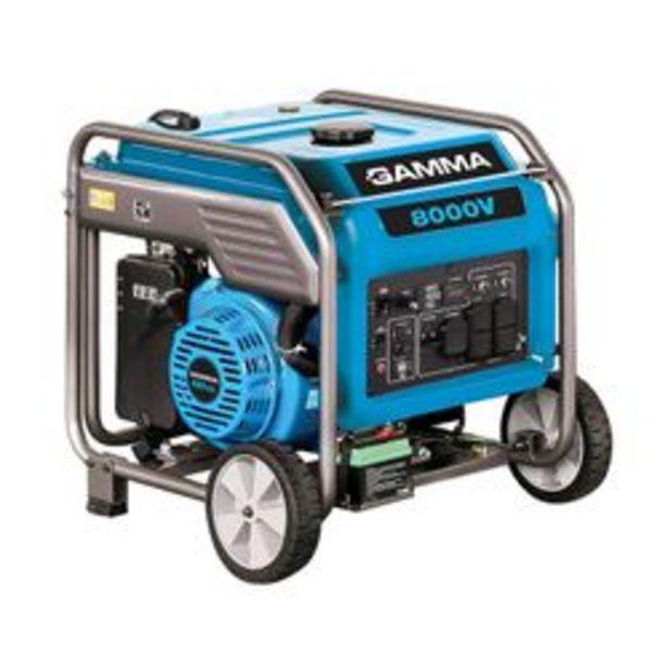 Oferta de Grupo Electrógeno 8000V Tecnología Inverter Gamma GE3468AR por $169115