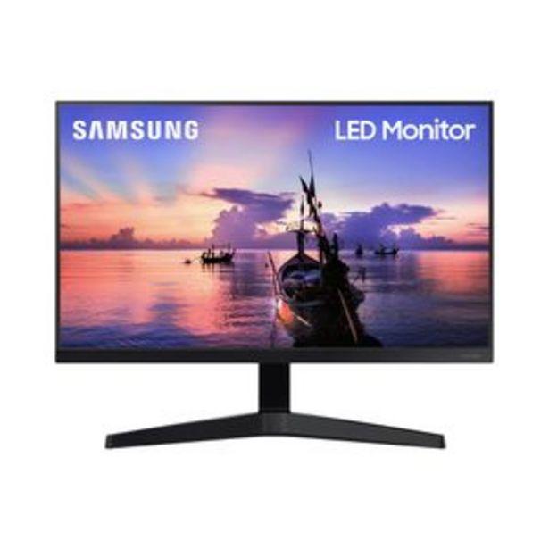 "Oferta de Monitor Samsung LF24T350FHLCZB 24"" por $25999"