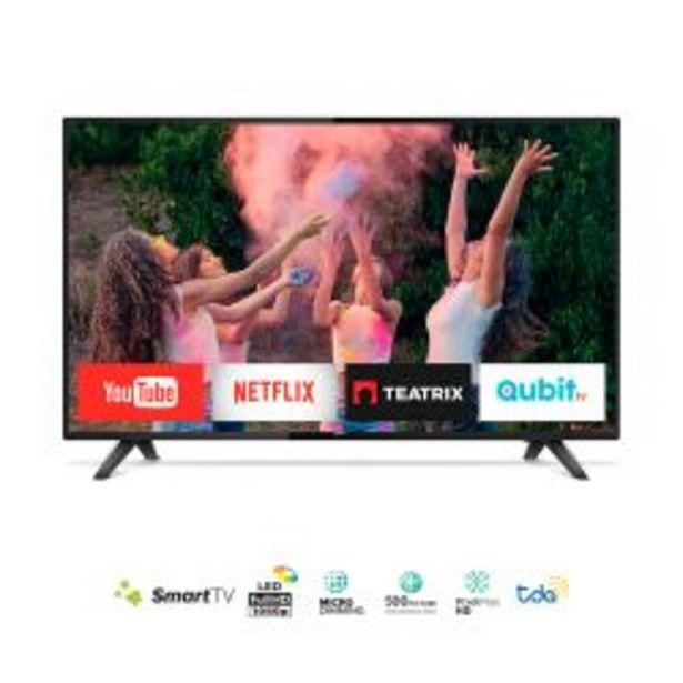 "Oferta de Smart TV 43"" Full HD Philips 43PFG5813/77 por $34999"