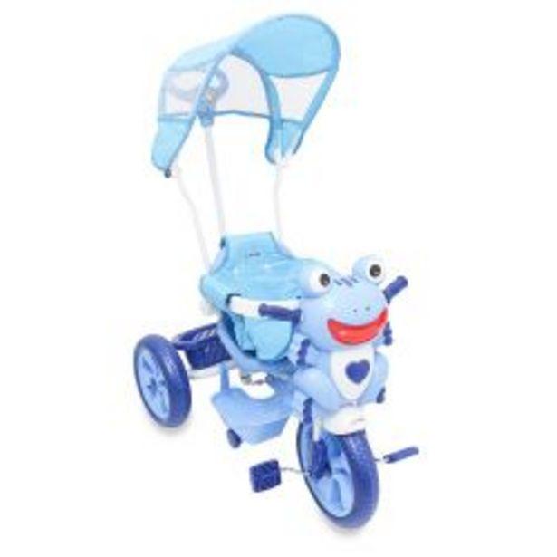 Oferta de Triciclo con Sonido y Direccional Love 052C Azul por $10969