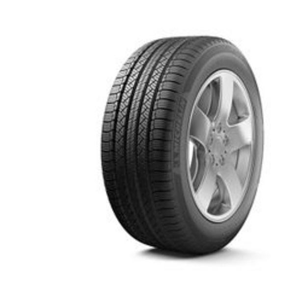 Oferta de Neumático Michelin 255 55 R19 Latitude Tour HP Jlr por $38906