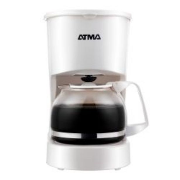 Oferta de Cafetera de Filtro ATMA CA2180N por $2899
