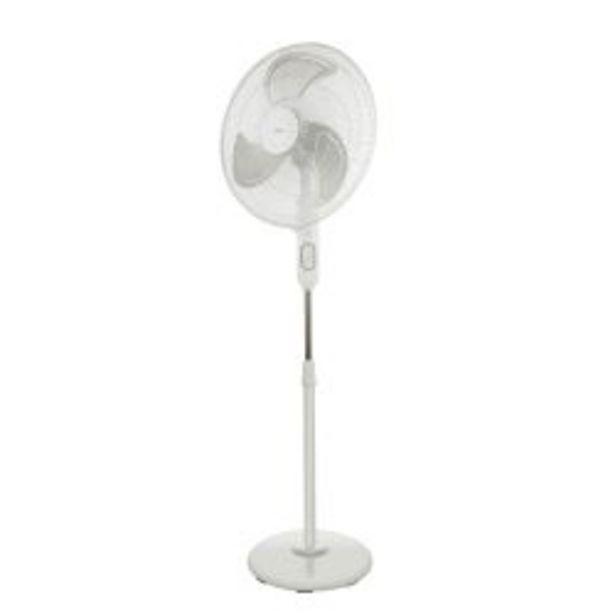 """Oferta de Ventilador de Pie Atma VPA2019ME 20"""" por $9599"""