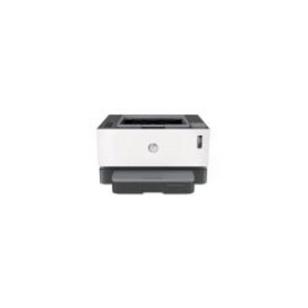 Oferta de Impresora Laser Hp 1000w Neverstop por $32101