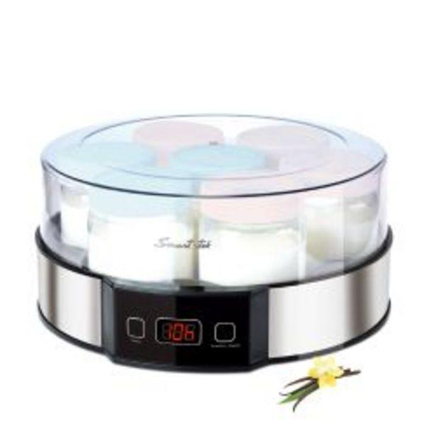 Oferta de Yogurtera Smart-Tek YM750 por $5299