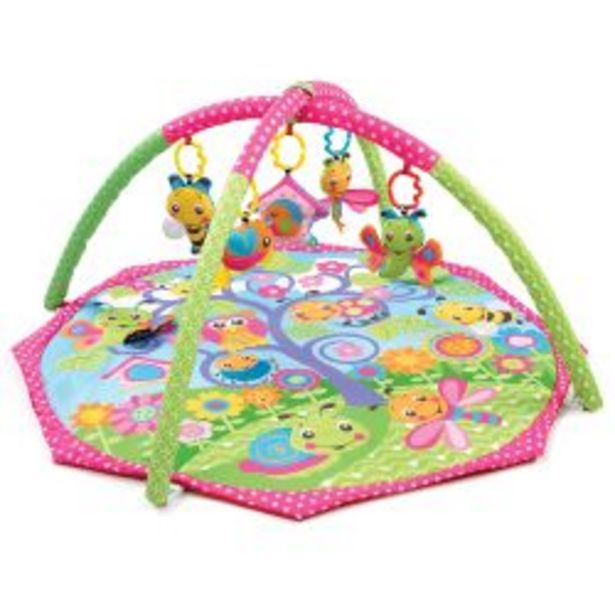 Oferta de Juguete didáctico Playgro BUG S N BLOOM ACTIVITY GYM por $9189