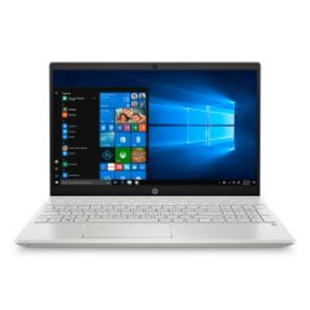 "Oferta de Notebook HP 15,6"" Ryzen 7 12GB 512GB 15-CW1027LA por $94999"