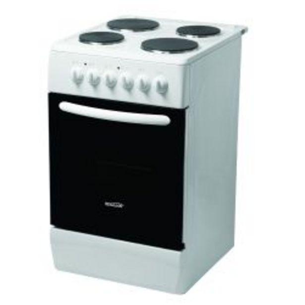 Oferta de Cocina Eléctrica Brogas 1560 50cm por $39999