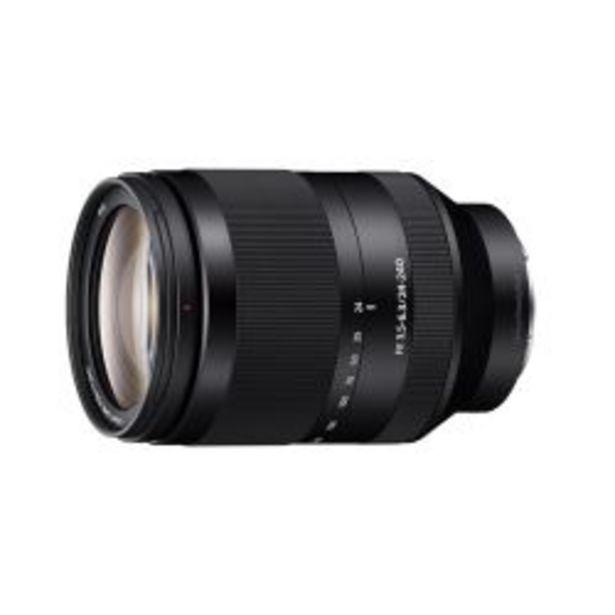 Oferta de Lente Objetivo Sony 24-240mm SEL24240 F3.5 6.3 Full Frame por $106999