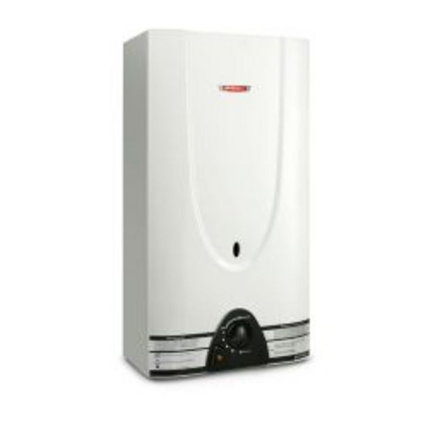 Oferta de Calefón Universal Gas Envasado LC. 24921 14Lts por $27499
