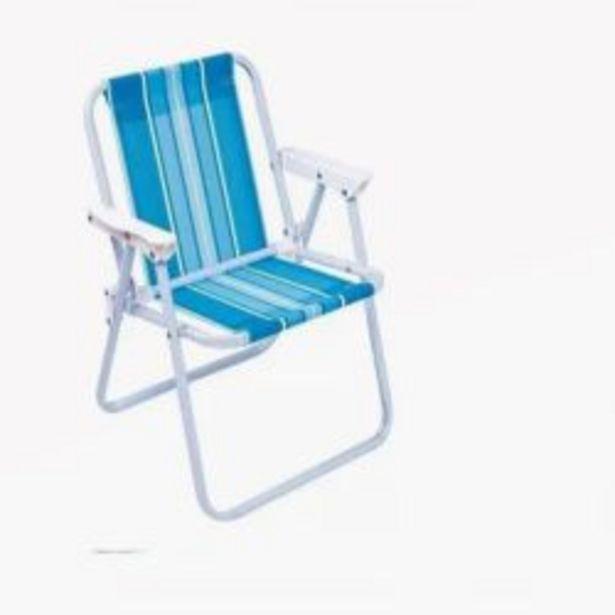 Oferta de Reposera niño azul por $3199