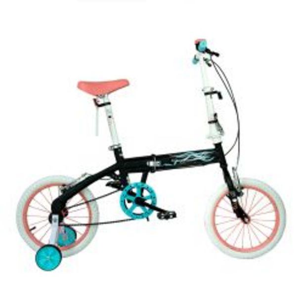 Oferta de Bicicleta plegable BIA Rodado 16 por $16000