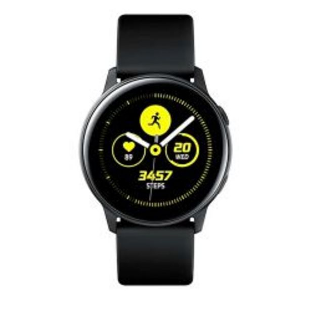 Oferta de Smartwatch Samsung Galaxy Active Black por $18499