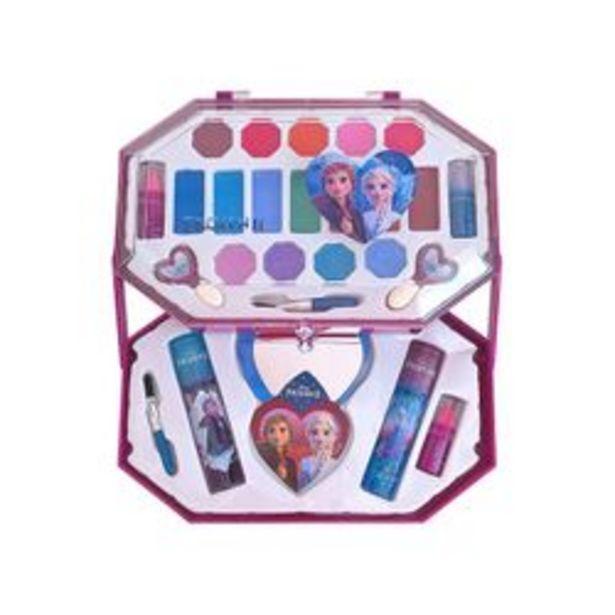 Oferta de Set de maquillaje Frozen Doble Disney por $2109,25