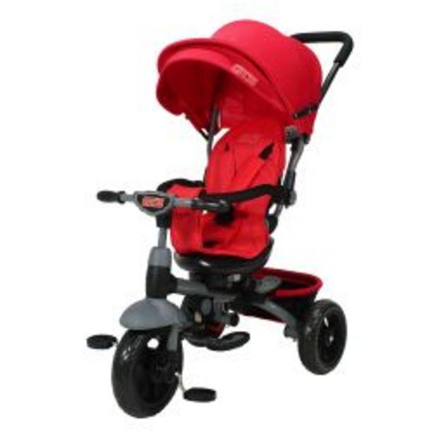 Oferta de Triciclo Gts GT8  De Luxe Rojo Multifunción por $13999