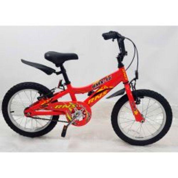 "Oferta de Bicicleta RNS Rodado 12"" BIN19030ALR por $15999"
