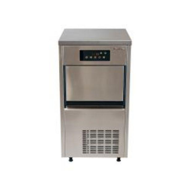 Oferta de Fabricadora de Hielo Comercial Turboblender TB FHC40 40 KG por $134499