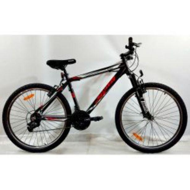 "Oferta de Bicicleta Mountain Bike Rodado 26"" Fire Bird Negro - Naranja Tamaño 18"" por $48499"