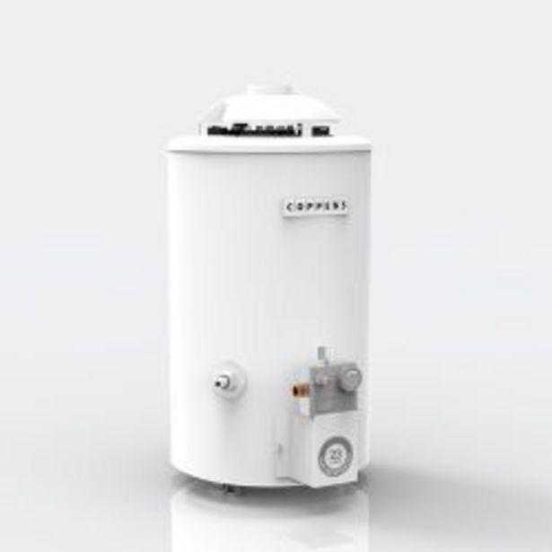 Oferta de Termotanque Alta Recuperación a Gas Coppens 23Lt por $19999