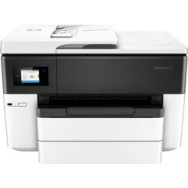 Oferta de Impresora Multi Funcion HP ink 7740 wf 34 ppm G5J38A por $46912
